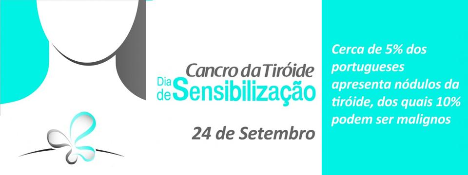 Dia de Sensibilização para o Cancro da Tiróide