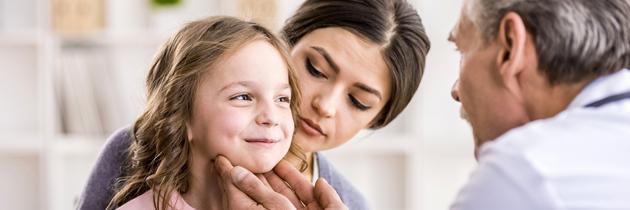 O cancro da tiroide nas crianças