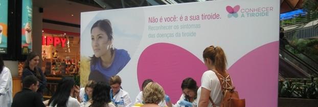 Os rastreios gratuitos no Dia Mundial da Tiroide de 2017