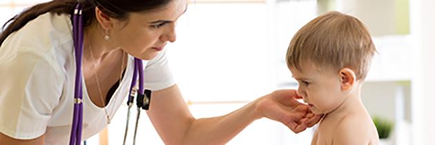 Hipotiroidismo congénito (HC) – alterações da tiroide desde o nascimento