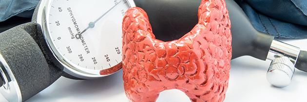 Doença cardíaca e disfunções da tiroide
