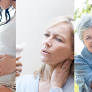 """Períodos para prestar especial atenção ao seu """"painel de controlo"""", a tiroide"""
