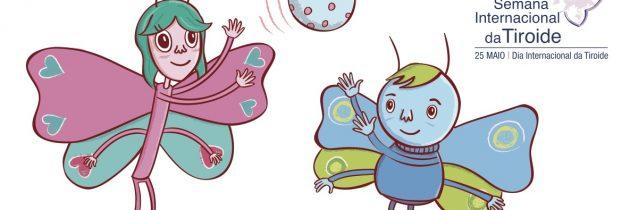 Tratamento das doenças da tiroide em crianças?